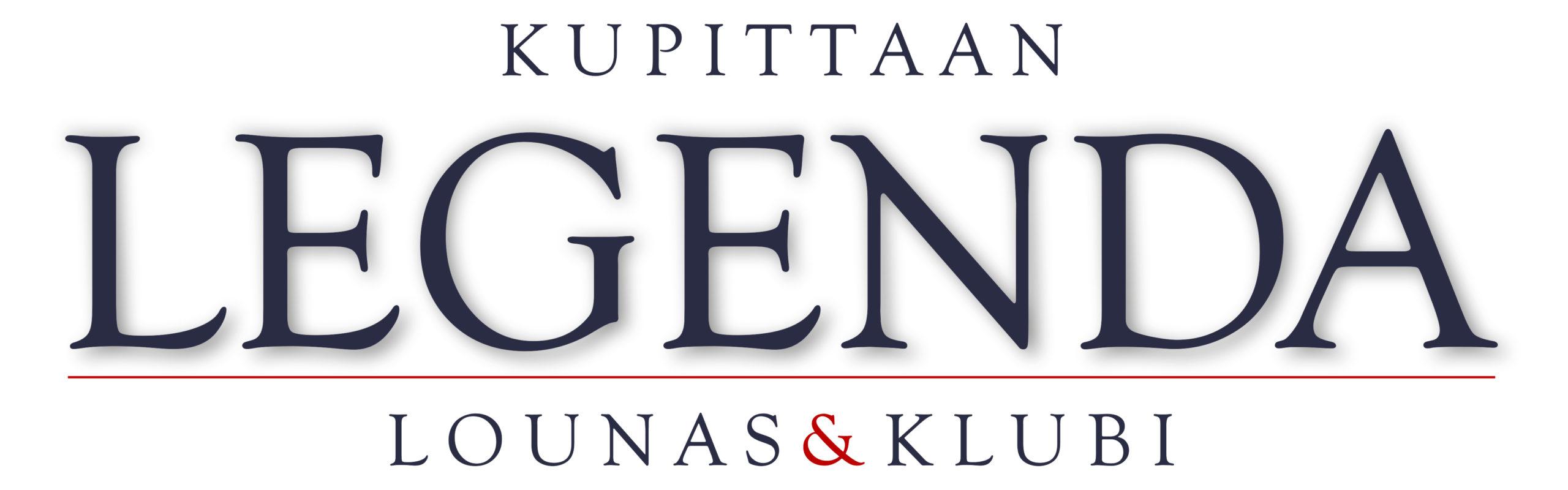 Kupittaan Legenda logo